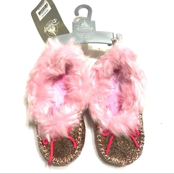145a8da81e8 Disney princess slippers! NWT
